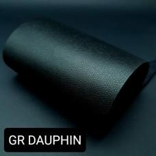 Кожа телёнка SOFTY GR DAUPHIN отрез 15х20 см. чёрный.