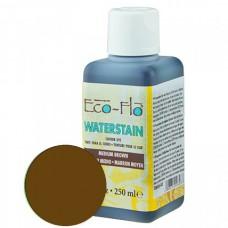 Краска для кожи ECO-FLO WATERSTAIN в розлив, 100 гр. SENAPE SCURO.