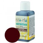 Краска для кожи FENICE WATERSTAIN (ECO-FLO WATERSTAIN) в розлив, 100 гр. BORDEAUX.