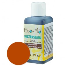 Краска для кожи ECO-FLO WATERSTAIN в розлив, 100 гр. DARK ORANGE.