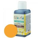 Краска для кожи ECO-FLO WATERSTAIN в розлив, 100 гр. GIALLO.