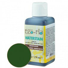 Краска для кожи ECO-FLO WATERSTAIN в розлив, 100 гр. VERDE ABETE.