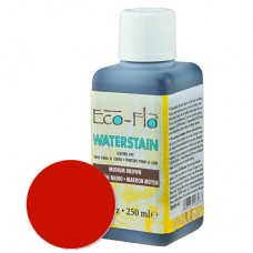 Краска для кожи ECO-FLO WATERSTAIN в розлив, 100 гр. FLAME ORANGE.