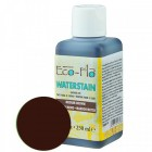Краска для кожи ECO-FLO WATERSTAIN в розлив, 100 гр. NOCE MARRONE.