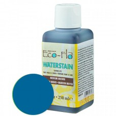 Краска для кожи FENICE WATERSTAIN (ECO-FLO WATERSTAIN) в розлив, 100 гр. AZZURRO.