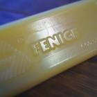 Воск карнаубский в бруске FENICE для финишной обработки кожи 280 грамм.