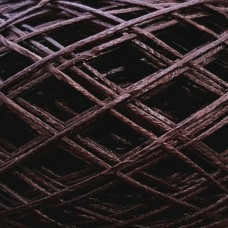 SLAM нитки для кожи. 30 м. 0.6 мм. Цвет - коричневый.