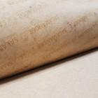 Дублирующий материал - композиционная кожа SALAMANDER bonded leather, беж 0.4 мм. 50х144 см.