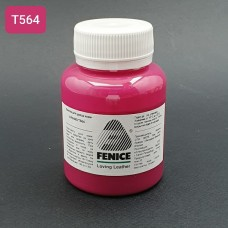 Термокраска для уреза кожи Fenice 100 гр. Матовый фуксия.