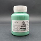 Термокраска для уреза кожи Fenice 100 гр. Матовый зелёная мята.