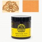 Краска для кожи АНТИК ПАСТА (antique finish dye) Fiebings 4 FL OZ 118 мл. Цвет - British Tan.