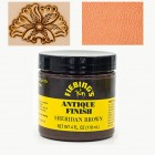 Краска для кожи АНТИК ПАСТА (antique finish dye) Fiebing's 4 oz. 113 гр. Цвет - Sheridan Brown.