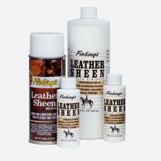 Финиш для кожи Fiebings Leather Sheen 118 мл. Бесцветный.