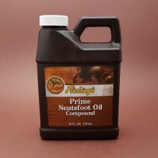 Масло копытное Fiebing's Neatsfoot Oil Compound 16 oz. 473 мл.
