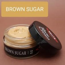 Крем для изделий из гладких кож Kelly's Shoe Cream - 42.5 гр. BROWN SUGAR.