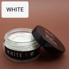 Крем для изделий из гладких кож Kelly's Shoe Cream - 42.5 гр. WHITE.