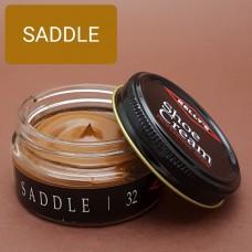 Крем для изделий из гладких кож Kelly's Shoe Cream - 42.5 гр. SADDLE.