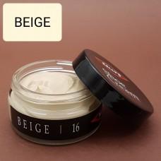 Крем для изделий из гладких кож Kelly's Shoe Cream - 42.5 гр. BEIGE.