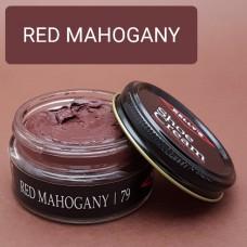 Крем для изделий из гладких кож Kelly's Shoe Cream - 42.5 гр. RED MAHOGANY.
