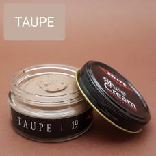Крем для изделий из гладких кож Kelly's Shoe Cream - 42.5 гр. TAUPE.