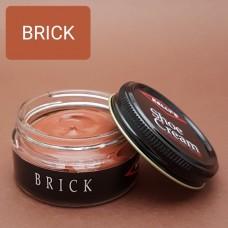 Крем для изделий из гладких кож Kelly's Shoe Cream - 42.5 гр. BRICK.
