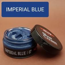 Крем для изделий из гладких кож Kelly's Shoe Cream - 42.5 гр. IMPERIAL BLUE.