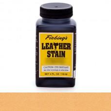 Краска для кожи проникающая на основе льняного масла - Fiebing's Leather Stain. 118 мл. цвет - Golden Oak