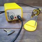 Станция для термообработки уреза кожи, биговки и выжигания ENCAUSTIC-05100.