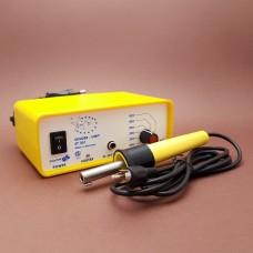 Станция для термообработки уреза кожи и биговки 150-450 С.
