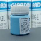 Краска для уреза кожи GIARDINI MAXEDGE Pro 50 гр. матовый голубой.