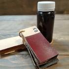 Краска для кожи кремообразная воскосодержащая Джиардини МАКС КРАФТ бордовый 100 гр.