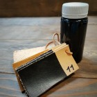 Краска для кожи Giardini MAXCRAFT 100 гр. чёрный.