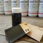 Краска для кожи кремообразная воскосодержащая Джиардини МАКС КРАФТ тёмно-коричневый 100 гр.
