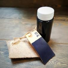 Краска для кожи кремообразная воскосодержащая Джиардини МАКС КРАФТ пурпурный 100 гр.