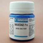Краска для уреза кожи GIARDINI MAXEDGE Pro 40 гр. матовый синий.
