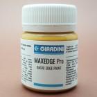 Краска для уреза кожи GIARDINI MAXEDGE Pro 50 гр. матовый охра.