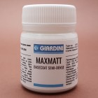 Грунт для уреза кожи GIARDINI MAXMATT 50 гр. BASECOAT SEMI-DENSE горочкой, бесцветный, среднегустой.