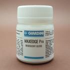 Краска для уреза кожи GIARDINI MAXEDGE Pro IRIDESCENT GLOSS 40 гр. иризация фиолетово-зелёная.