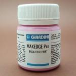 Краска для уреза кожи GIARDINI MAXEDGE Pro 40 гр. матовый розовый.