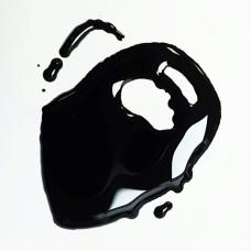 Краска для уреза кожи Girba S.R.L. - NUBIO - 100 гр. в розлив. Цвет - NERO LUCIDO, глянцевая.