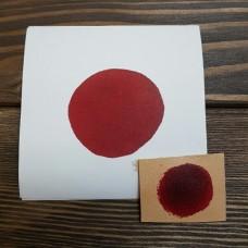 Краска для кожи проникающая Girba S.R.L. - COLORPEL - 100 гр. в розлив. Цвет - ROSSO VIVO.