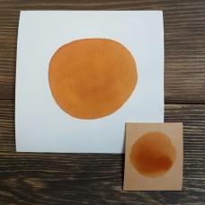 Краска для кожи проникающая Girba S.R.L. - COLORPEL - 100 гр. в розлив. Цвет - GIALLO.