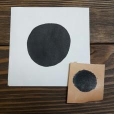 Краска для кожи проникающая Girba S.R.L. - COLORPEL - 100 гр. в розлив. Цвет - NERO.