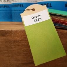 Краска для кожи проникающая Girba S.R.L. - COLORPEL - 100 гр. в розлив. Цвет - GREEN.