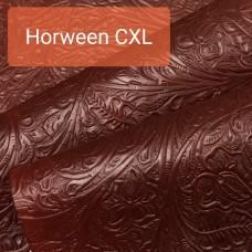 Кожа галантерейная США - легенда Horween Horsebutt Strip CHXL - Floral Tan - 2.5 фута. 1 сорт.