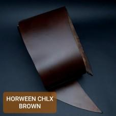 Кожа США Horween Horsebutt Strips CHXL BROWN - 1.9 кв.фута, 1 сорт.