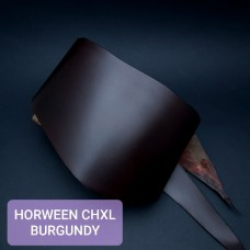 Кожа США Horween Horsebutt Strips CHXL BURGUNDY - 1.5 кв.фута, 1 сорт.