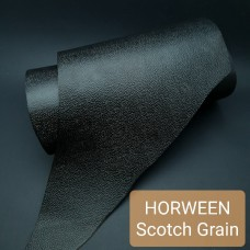 Кожа США Horween Horsebutt Strips CHXL SCOTCH GRAIN BLACK - 3.5 кв.фута, 1 сорт.