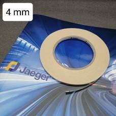 Трансфер для кожи JAEGER экстрасильной фиксации для вклейки молний 50 м. х 4 мм.