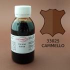 Краска для кожи жидкая TOLEDO SUPER с анилиновым эффектом 100 мл. коричнево-бежевый.